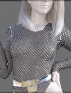 Faxhion - dForce Cut Out Jeans Outfit