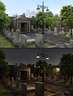 Yolola Graveyard
