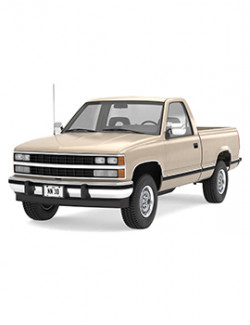 GENERIC PICKUP TRUCK 21 Extended Licesne