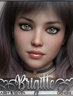 SASE Brigitte for Genesis 8