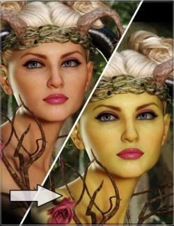 VYK Shader Basics - PBR Skin Color Changers