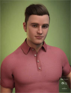 CGI Nice Guy - Head Shapes for Michael 8.1