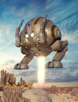 Robot Glan
