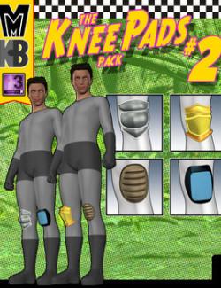 Knee Pads v002 MMKBG3M