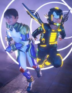 Kayden HD 8.1 Future Ninja Bundle