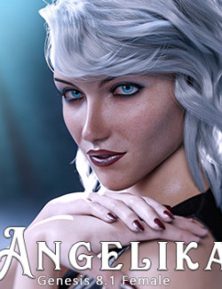 CJ Angelika For Genesis 8.1 Female