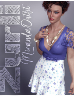 Zurli Miranda Outfit G8.1F