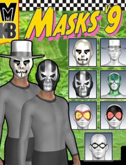 Masks v009 MMKBG3