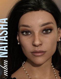 MbM Natasha for Genesis 3 & 8 Female