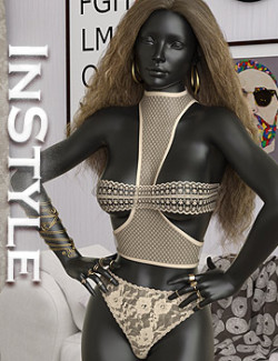 InStyle - Tank Top Style for genesis 8 and 8.1 female