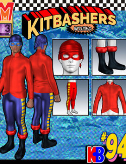 Kitbashers 094 MMG3M