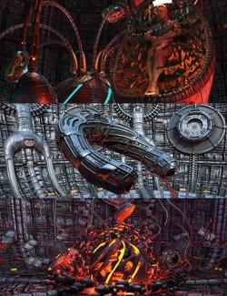 Alien Station Kit