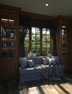Garden Window Seat
