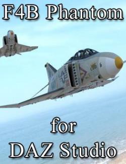 F4B Phantom for DAZ Studio
