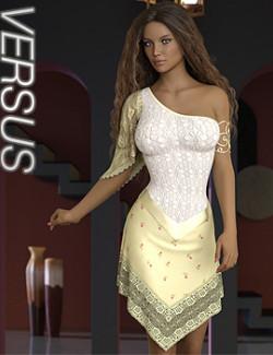 VERSUS - dForce Boho Flow Dress