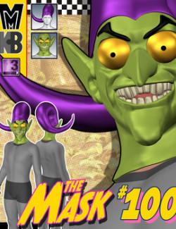 Mask 100 MMKBG3M