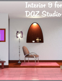 Interior 9 for DAZ Studio