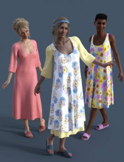 dForce Seasonal Essence for Genesis 8_8.1 Females