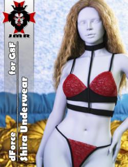 JMR dForce Shira Underwear for G8F