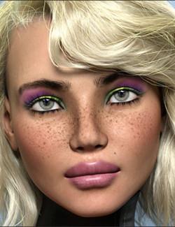 TDT-Luiza for Genesis 8 Female