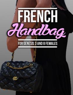 French Handbag for G3F G8F