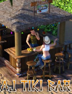 AJ Tiki Bar