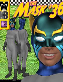 Mask 036 MMKBG3F