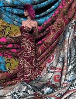 Paisley Fashion Fabric Merchant Resource