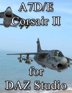 A7D/E Corsair II for DAZ Studio