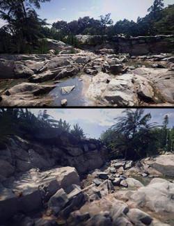 HD Scans Garden Ponds