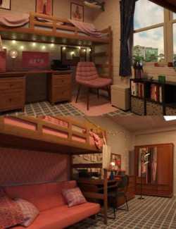 FG College Dormitory