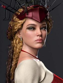 Lucia HD for Genesis 8.1 Female