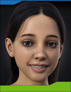 Mia HD for Genesis 8 and 8.1 Female