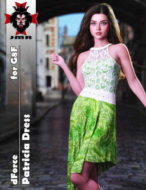 JMR dForce Patricia Dress for G8F