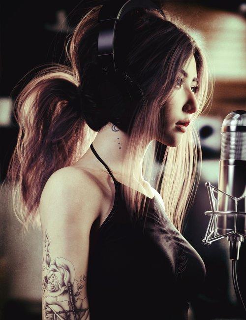 RAV Jang Hee-jin for Genesis 8.1 Female