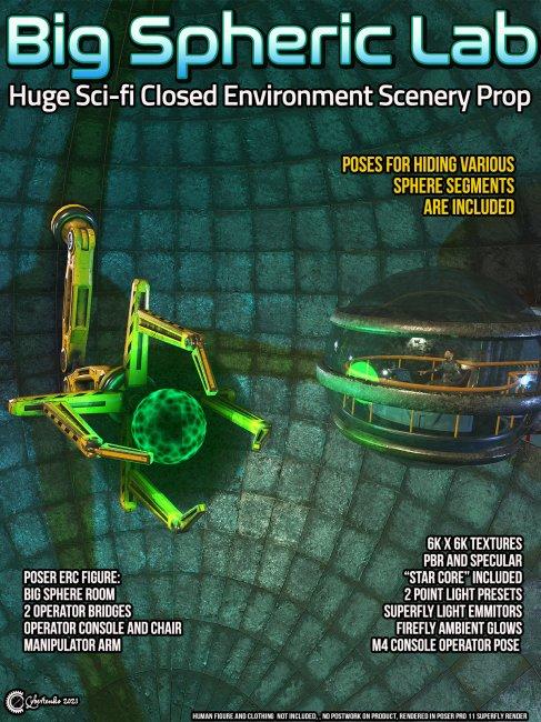 Big Spheric Lab