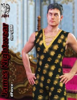 JRH dForce James Nightwear for G8M