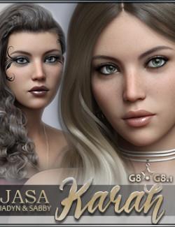 JASA Karah for Genesis 8 and 8.1 Female