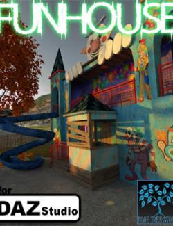 Funhouse for Daz Studio