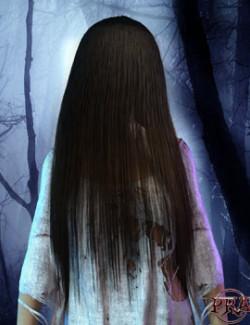 Prae-Scare Hair G8 Daz