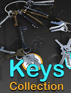 Keys Collection for DS Iray