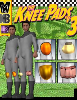Knee Pads v003 MMKBG3M