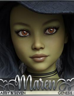 SASE Maren for Genesis 8 and 8.1 Female