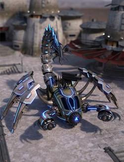 Stinger Scorpion Mecha