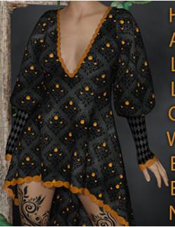 Halloween 2021 for Agatha Dress