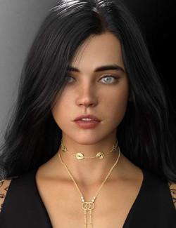 Echo HD for Genesis 8.1 Female