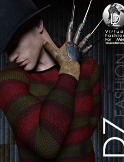 DZ G8M Horror IconZ - FreddyZ Costume