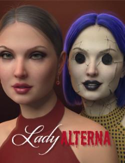 CGI Lady Alterna for Genesis 8 Female