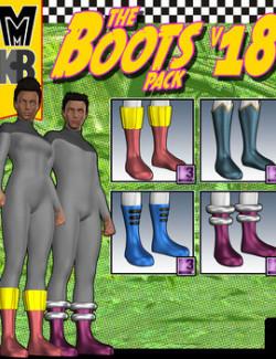 Boots v018 MMKBG3