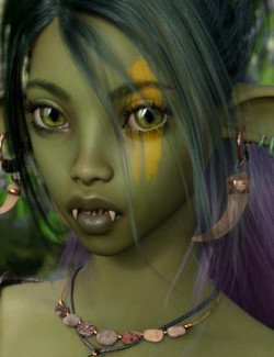 Akubisa for Genesis 8 Female